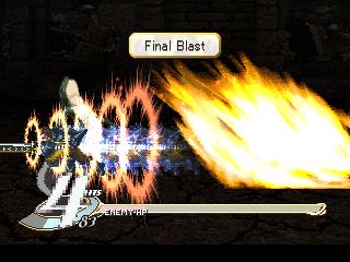 """Le """" final blast"""" d'Arngrim est toujours efficace..."""