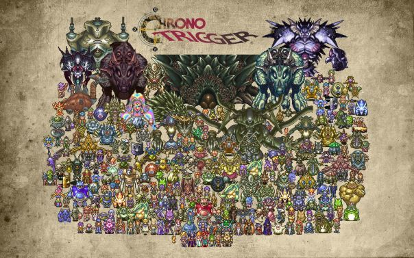 Chrono-Trigger-All-Sprites