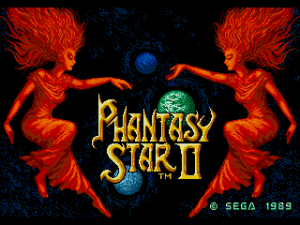 Phantasy Star II000